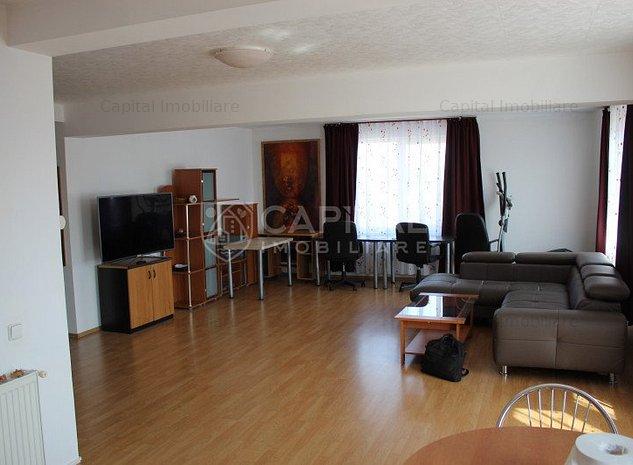 Inchiriere apartament 4 camere LUX, Zorilor - imaginea 1