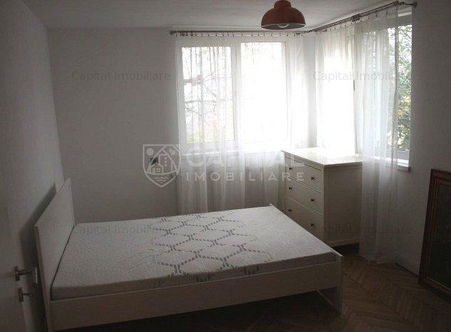Inchiriere apartament 4 camere Zorilor, aproape de UMF - imaginea 1