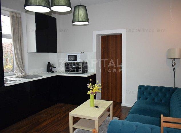 Vânzare apartament cu 3 camere semidecomandat, Calea Moţilor - imaginea 1