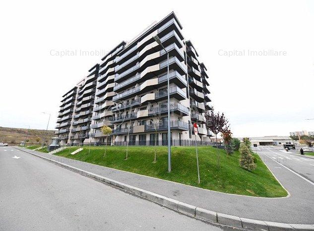 Închiriere apartament 2 camere decomandat, Grand Park - imaginea 1