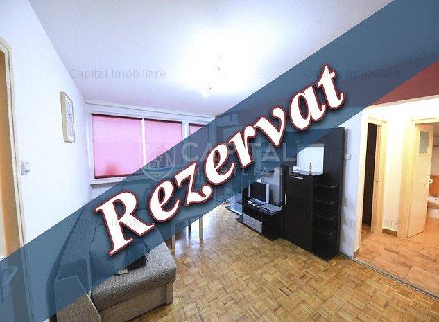 Vânzare apartament 2 camere semidecomandat, Grigorescu - imaginea 1