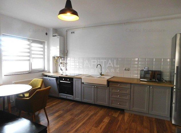 Apartament cu 3 camere semidecomandat, Borhanci - imaginea 1