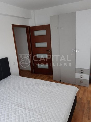 Închiriere apartament cu 2 camere deomandat, Între Lacuri - imaginea 1