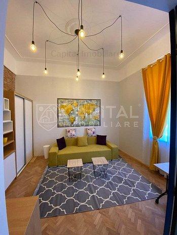 Vânzare apartament cu 1 cameră decomandat, zona Platinia - imaginea 1