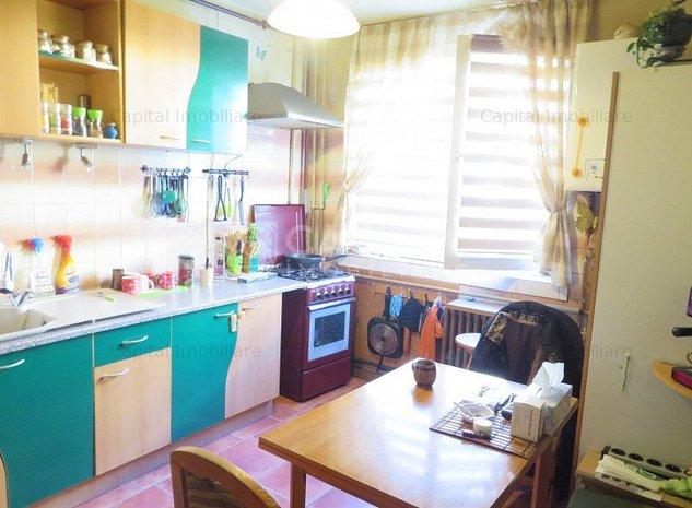 Apartament 2 camere semidecomandat, et. 2, Grigorescu - imaginea 1