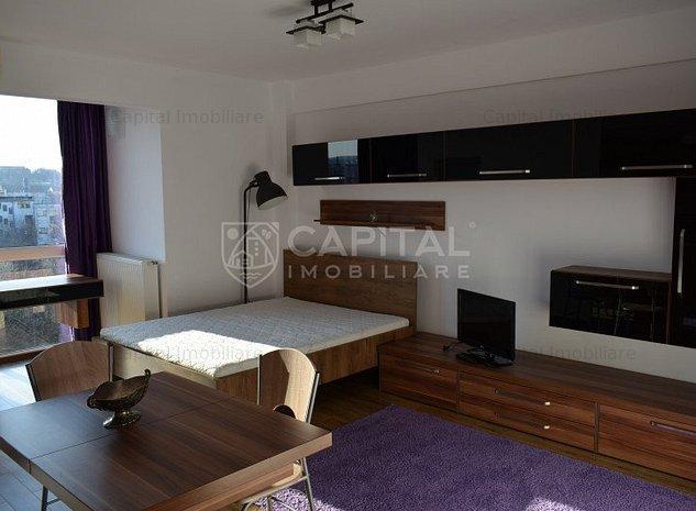 Închiriere apartament cu 1 cameră, zona semicentrală - imaginea 1