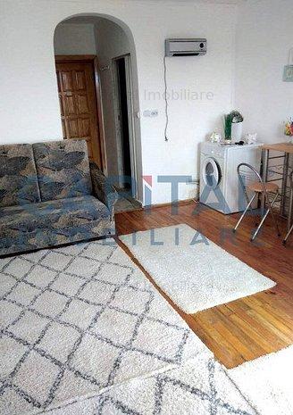 Vanzare apartament 1 camera, Dambul Rotund - imaginea 1