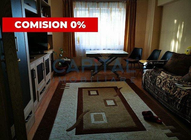 0 Comision ! Vanzare apartament 4 camere decomandat Manastur - imaginea 1
