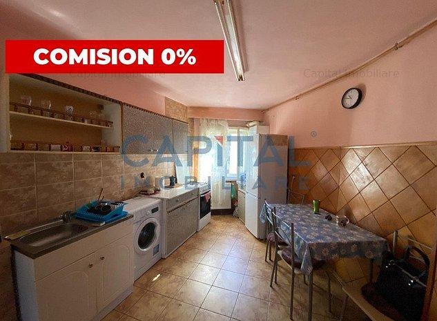 Comision 0% Vanzare apartament cu 4 camere decomandat cartier Grigorescu - imaginea 1