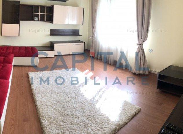 Inchiriere apartament 2 camere decomandat, Marasti - imaginea 1