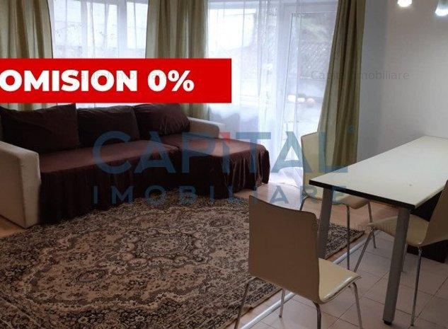 0 Comision ! Vanzare apartament 3 camere semidecomandat Zorilor zona UMF - imaginea 1