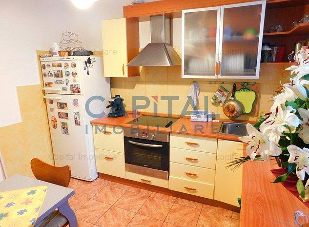 Inchiriere apartament cu 2 camere in cartierul Gheorgheni, Cluj-Napoca. - imaginea 1