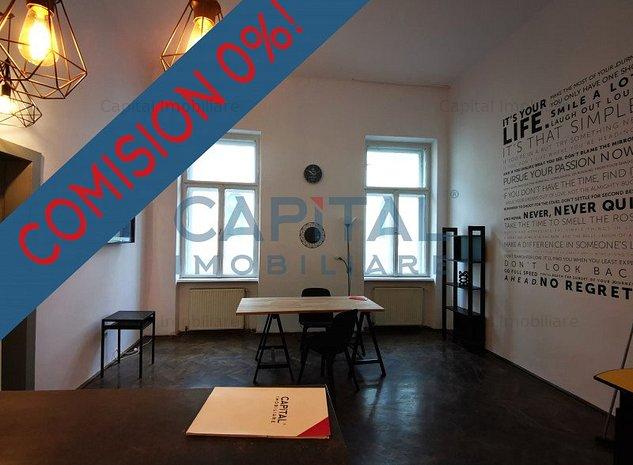 Comision 0%! Apartament 2 camere, zona centrala, Cluj-Napoca - imaginea 1