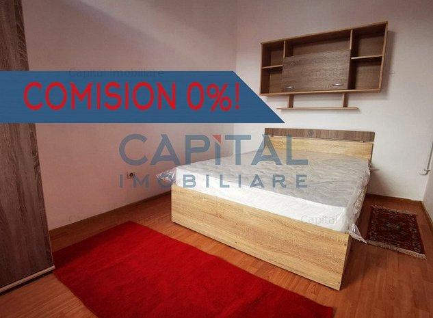 Comision 0%! Apartament 2 camere In Centru, Cluj-Napoca - imaginea 1
