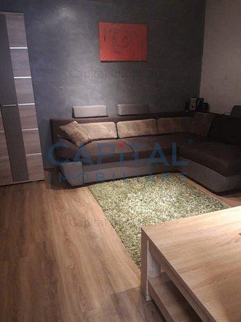 Vanzare Apartament 3 camere semidecomandat Manastur zona Bucium - imaginea 1