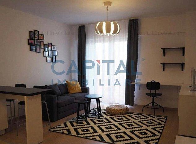Apartament 2 camere semidecomandat, zona Viva City - imaginea 1