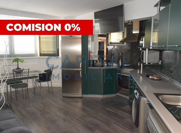Apartament cu 3 camere, Grigorescu, panorama deosebita, comision 0 - imaginea 1