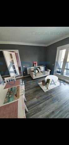 Vanzare apartament 3 camere, Dambul Rotund - imaginea 1