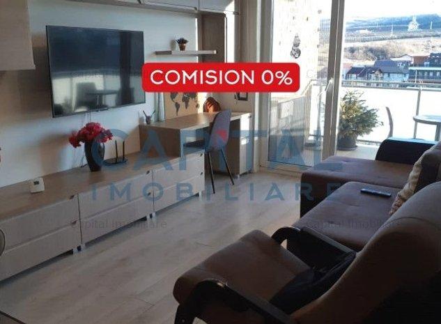 Comision 0! Apartament 2 camere, ultrafinisat, cartier Buna Ziua - imaginea 1