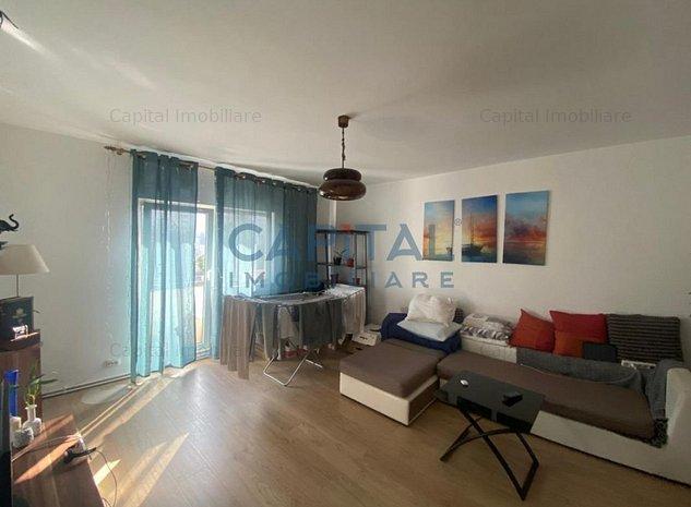 Vanzare apartament 2 camere decomandat Manastur zona Kaufland - imaginea 1
