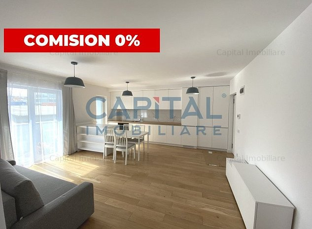 Comision 0! Apartament 2 camere Europa cu parcare - imaginea 1