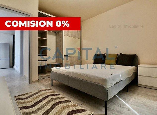 Comision 0% - Apartament cu 3 camere si vedere panoramica, cartier Buna Ziua - imaginea 1