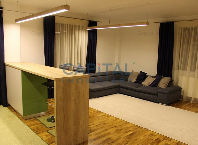 Apartament cu 2 camere semi-decomandat, zona Calea Turzii - imaginea 1