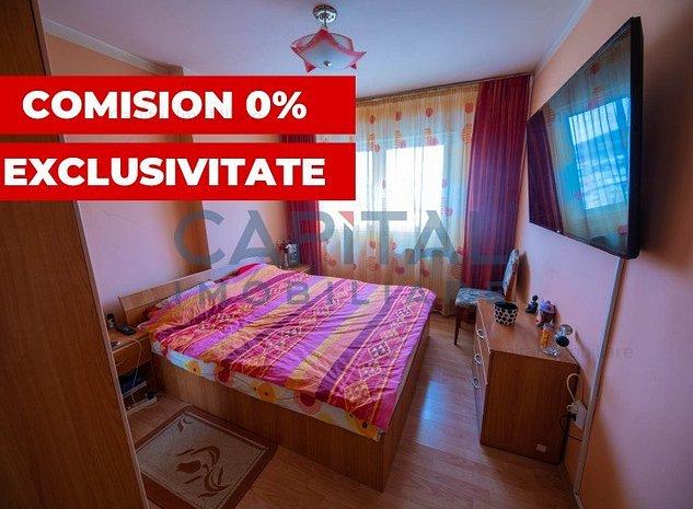 Apartament 3 camere decomandat, Piata Marasti - imaginea 1