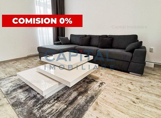 Comision 0! Apartament 1 camera lux in Centru, Cluj-Napoca - imaginea 1