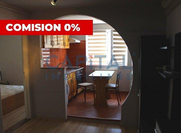 Comision 0! Apartament cu 2 camere, cartier Iris, zona Bulevardul Muncii - imaginea 1
