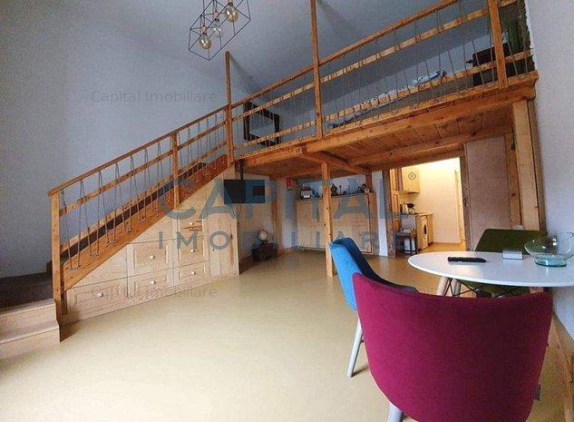 Vanzare apartament cu 1 camera Ultracentral, Cluj-Napoca - imaginea 1