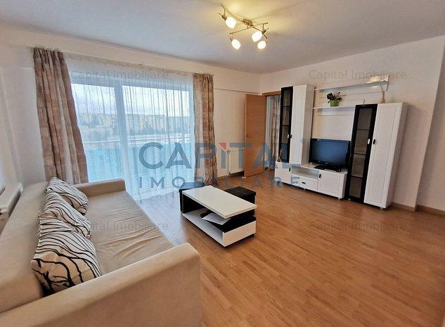 Apartament 2 camere decomandat zona Iulius Mall cu terasa panoramica - imaginea 1