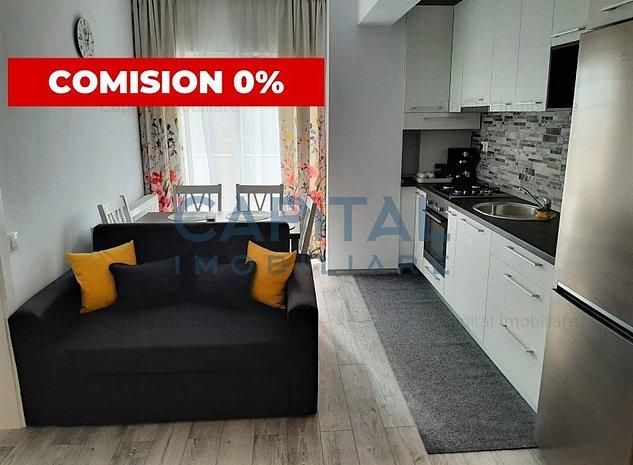 Comision 0%! Apartament 2 dormitoare in cartierul Marasti - imaginea 1