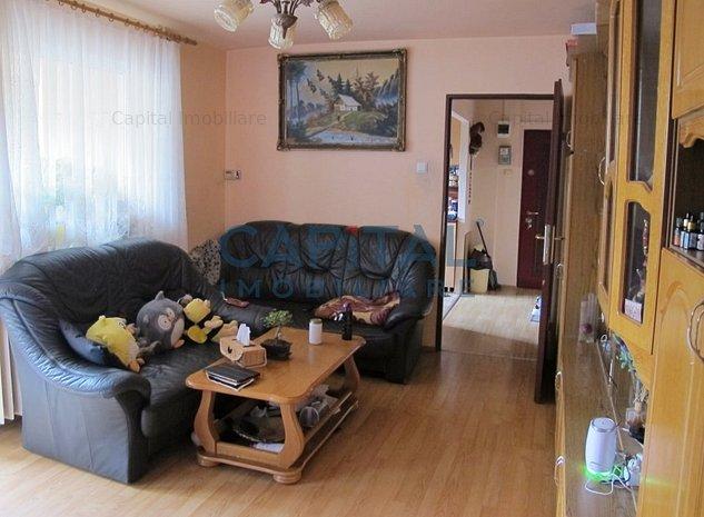 Apartament 3 camere mobilat, Gheorgheni, comision 0! - imaginea 1