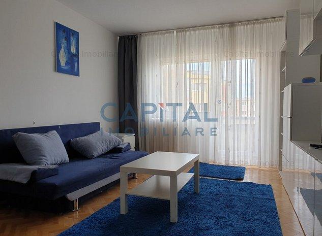 Inchiriere apartament 3 camere decomandat, Manastur - imaginea 1