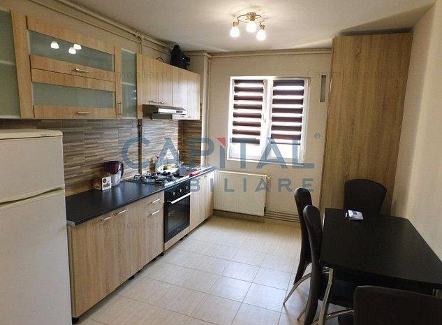 Inchiriere apartament cu 2 camere semidecomandat, cartierul Gheorgheni - imaginea 1