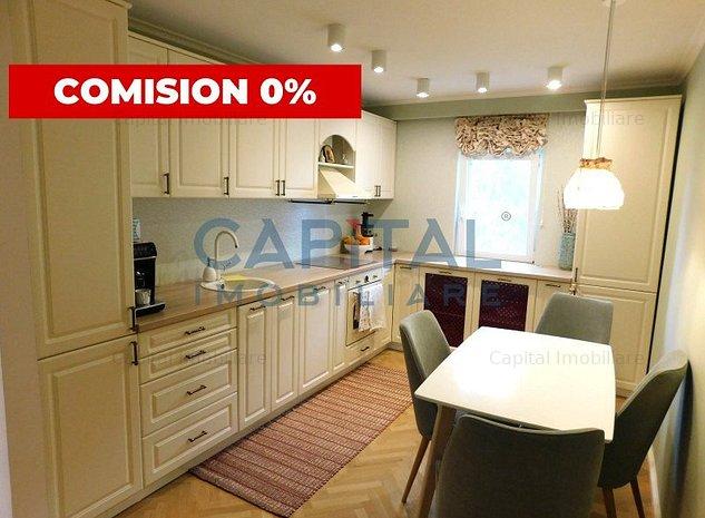 Comision 0! Vanzare apartament cu 3 camere decomandat in cartierul Gheorgheni - imaginea 1