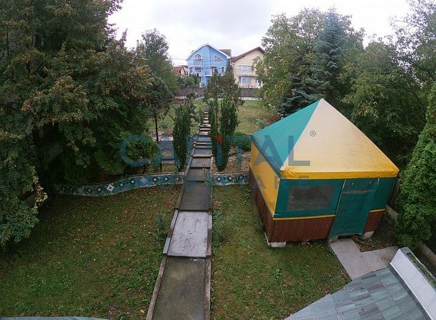 Vila impozanta, 1100mp teren, Zorilor, pretabila pentru gradinita sau pensiune - imaginea 1