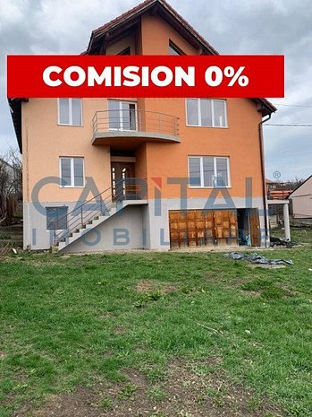 Casa 300mp utili, teren 714mp, priveliste, comision 0 - imaginea 1