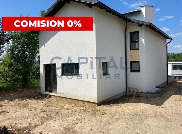 Casa individuala, 270mp utili, drum asfaltat, comision 0 - imaginea 1