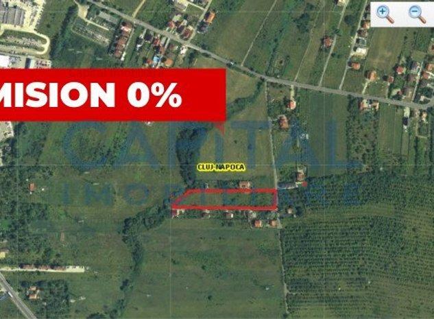 Parcela 9300 mp, cartier Buna Ziua, PUZ in lucru, oportunitate investitie - imaginea 1