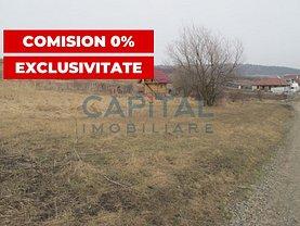 Teren constructii de vânzare, în Cluj-Napoca, zona Dambul Rotund