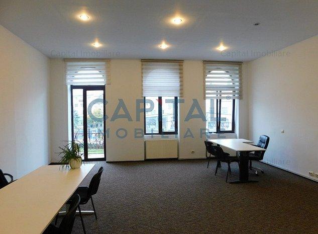 Inchiriere spatiu pentru birou in Piata Mihai Viteazu, Cluj-Napoca - imaginea 1
