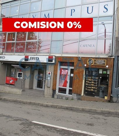 Spatiu comercial 650 mp ultracentral, Cluj Napoca, comision 0 - imaginea 1