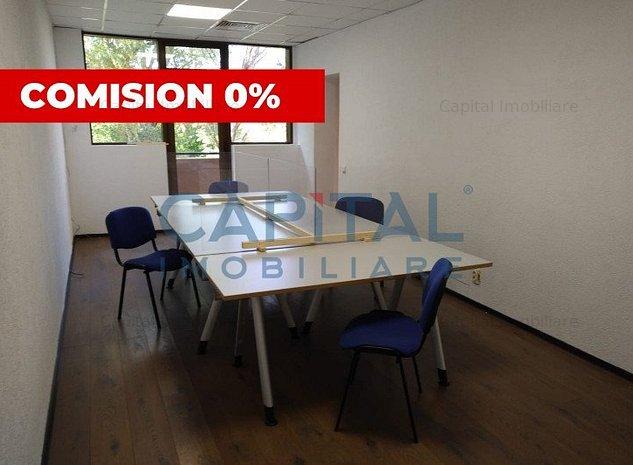 Vanzare spatiu de birou, Plopilor - imaginea 1