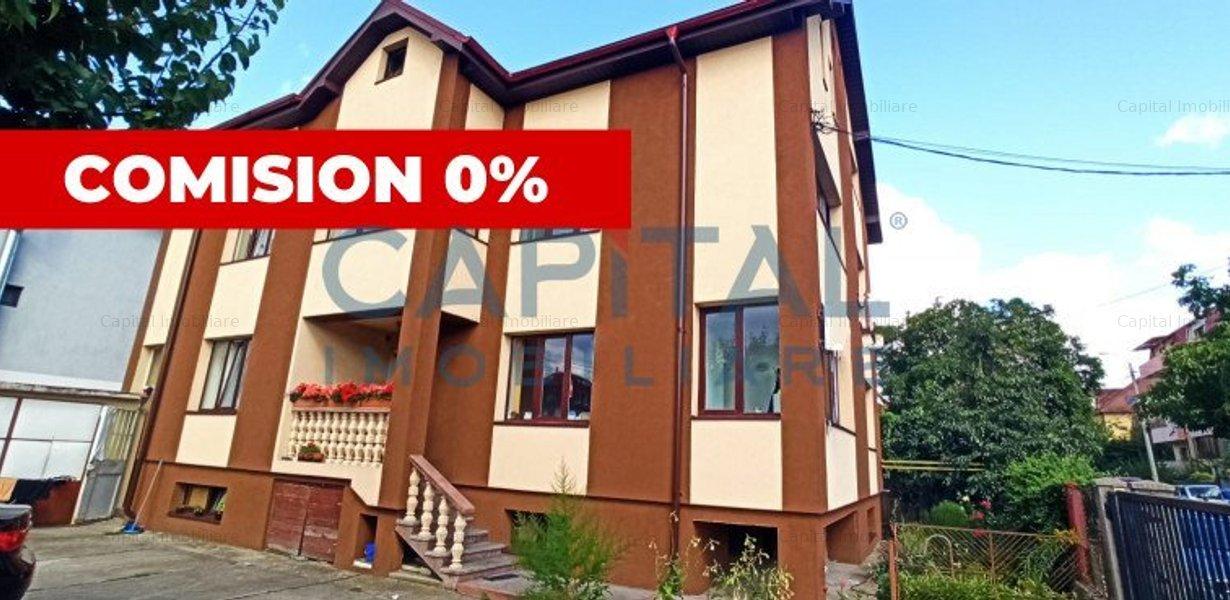 Vila  Pemsiune cu 10 camere si 10 bai de vanzare in Cluj Napoca. - imaginea 1