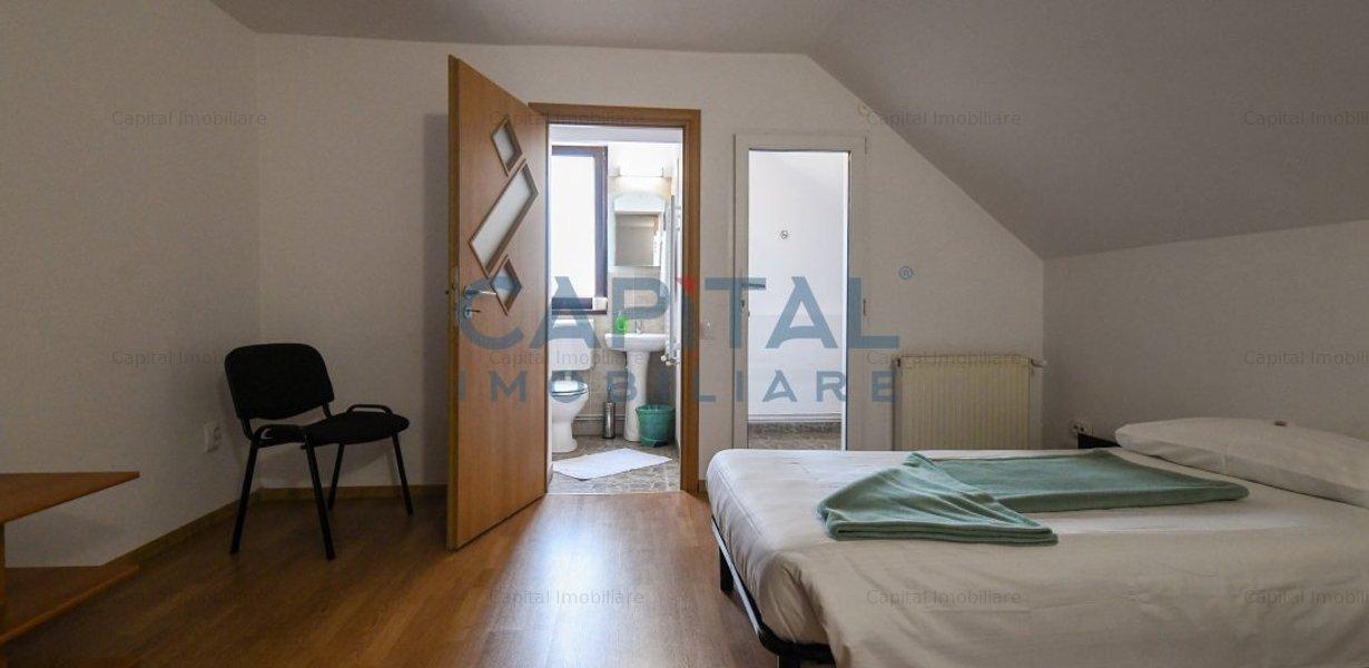 Vila  Pemsiune cu 10 camere si 10 bai de vanzare in Cluj Napoca. - imaginea 21
