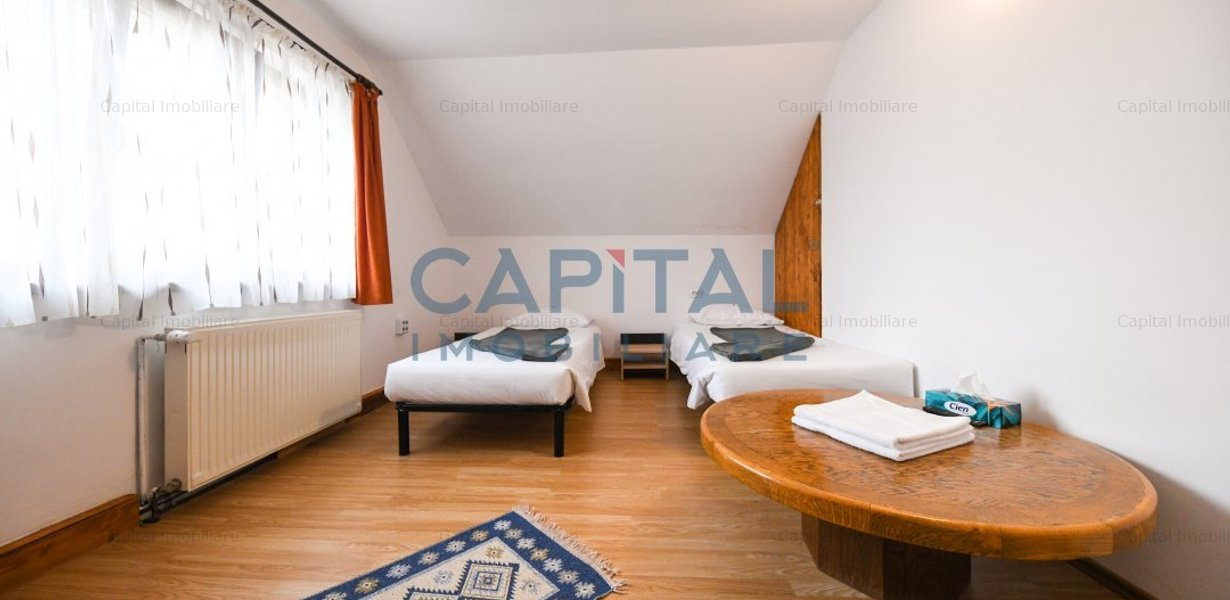 Vila  Pemsiune cu 10 camere si 10 bai de vanzare in Cluj Napoca. - imaginea 26
