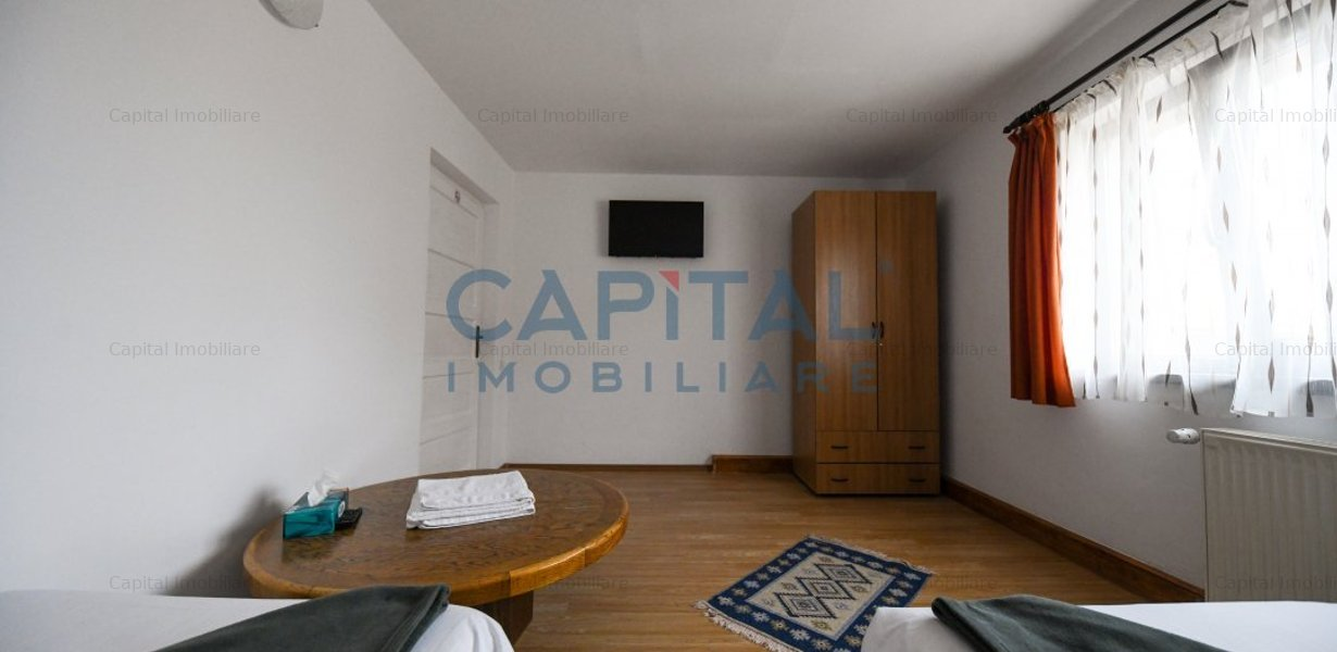 Vila  Pemsiune cu 10 camere si 10 bai de vanzare in Cluj Napoca. - imaginea 27