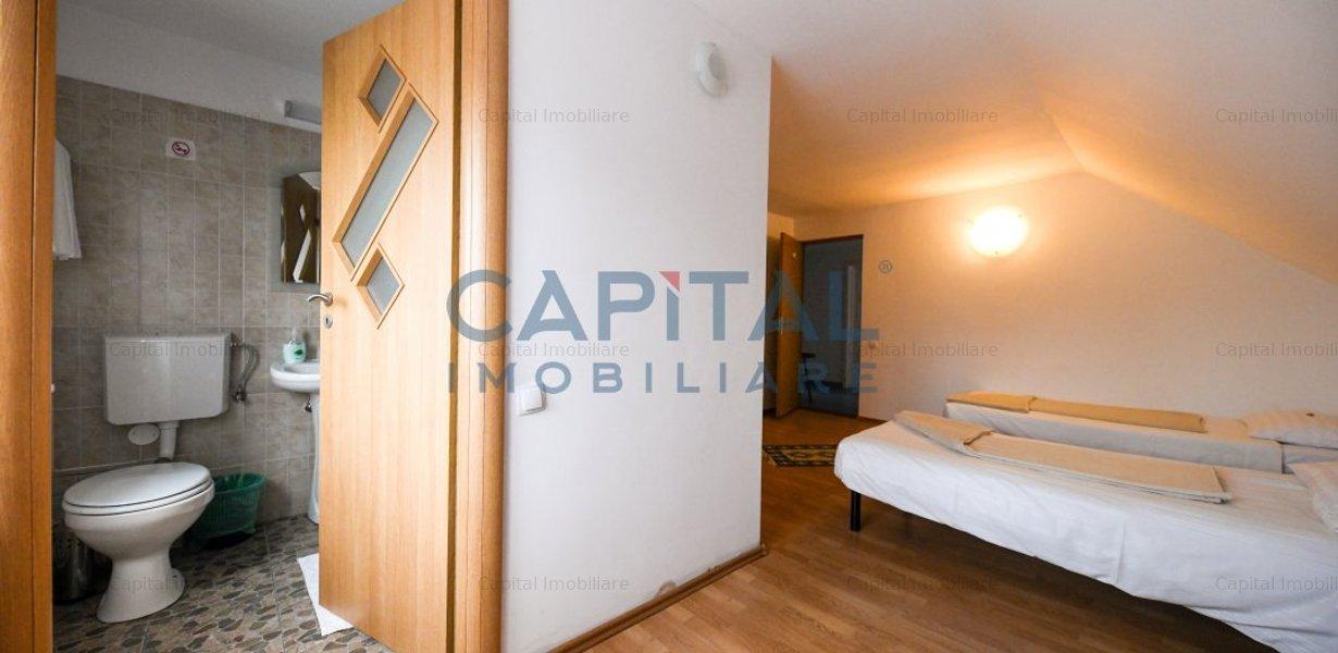 Vila  Pemsiune cu 10 camere si 10 bai de vanzare in Cluj Napoca. - imaginea 29
